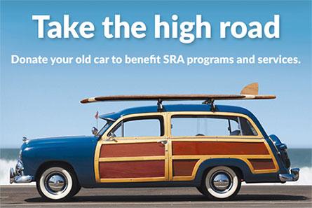 Donate Your Vehicle Senior Resource Association